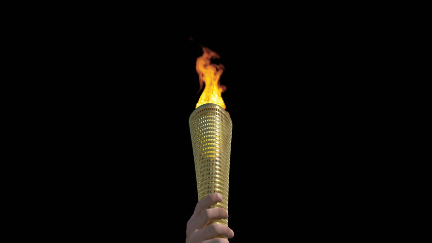 Torch, 3D redenring.