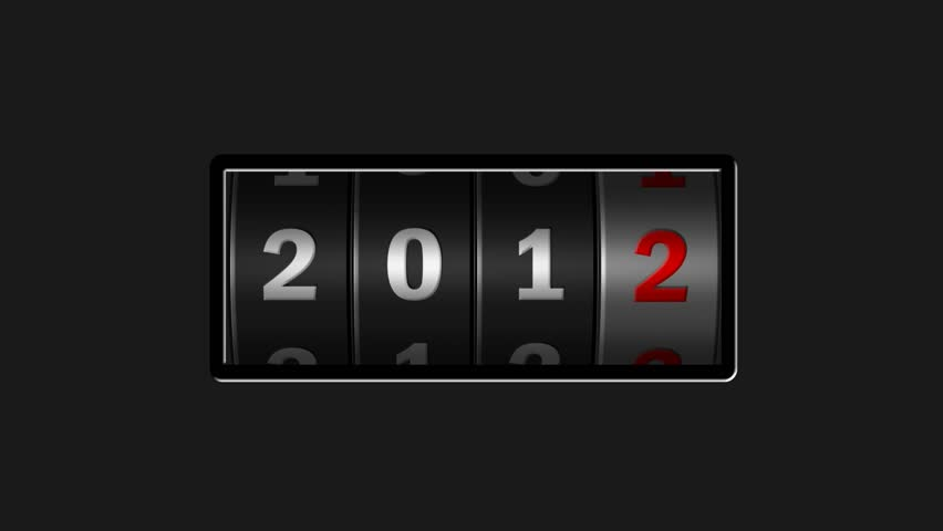 Countdown year motion graphics | Shutterstock HD Video #17983954