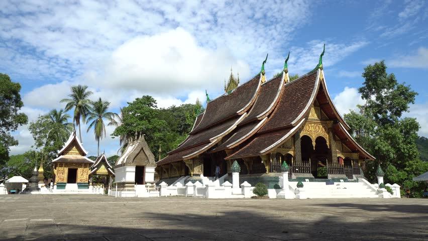 Resultado de imagem para Wat Xieng Thong luang prabang