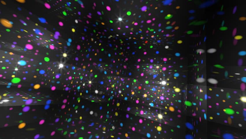 Mirror Ball Spotlight. | Shutterstock HD Video #1816454