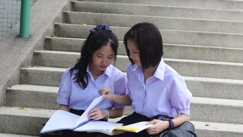 hd thai student uniform sex scene