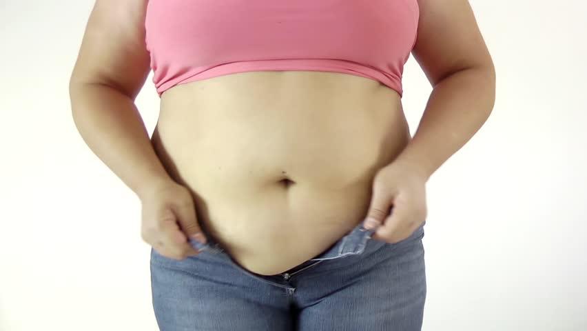 Fat Woman Clip