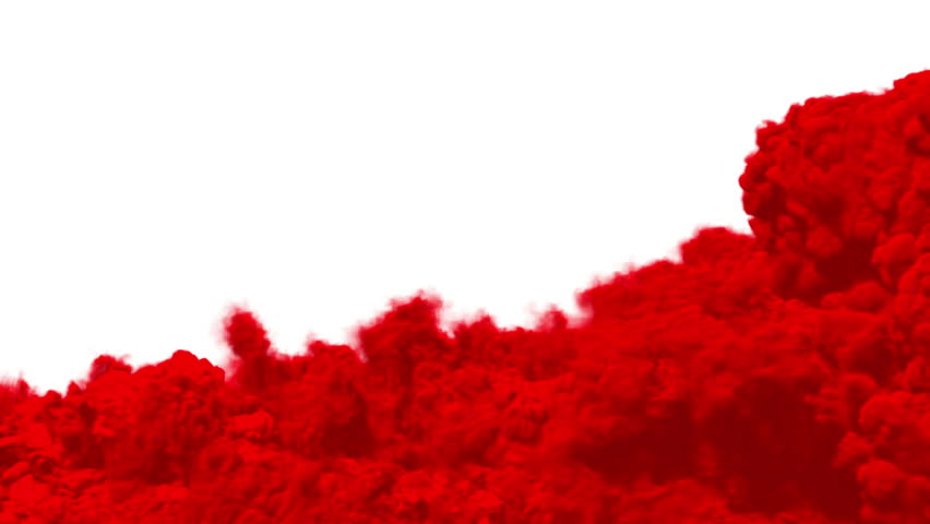 Red smoke steam on a white background alpha channel 3d red smoke steam on a white background alpha channel 3d animation and rendering voltagebd Gallery