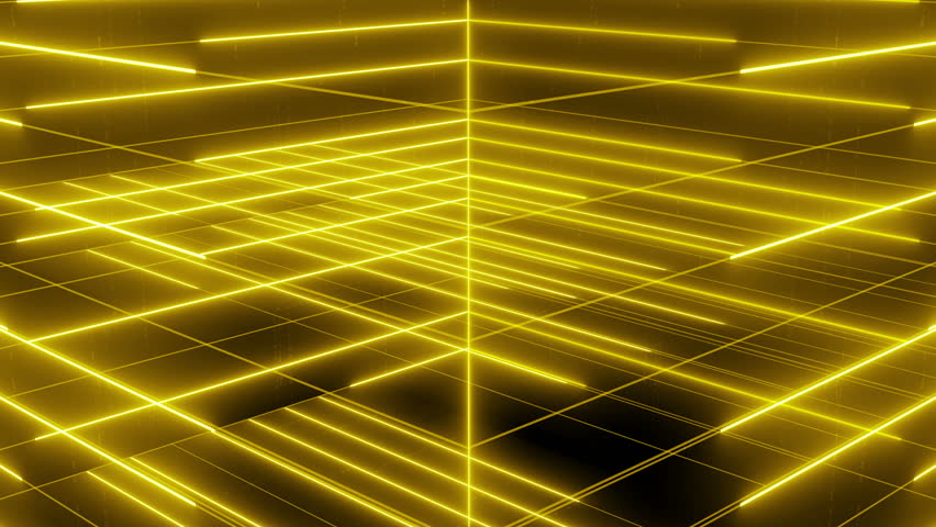Abstract line with matrix text motion 4K LOOP | Shutterstock HD Video #18520424