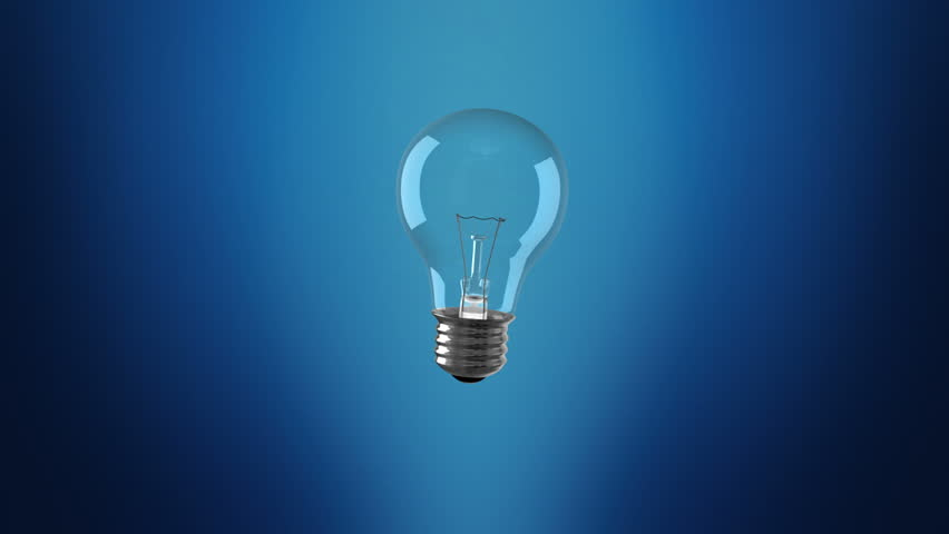 Animation that uses light bulbs turning on as a metaphor for an idea coming to life and spreading out. Could also be used to show electricity or power generation.   Shutterstock HD Video #18566504