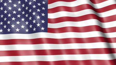 7a14a3ec6d7 3d Animation of National Flag Stock Footage Video (100% Royalty-free ...