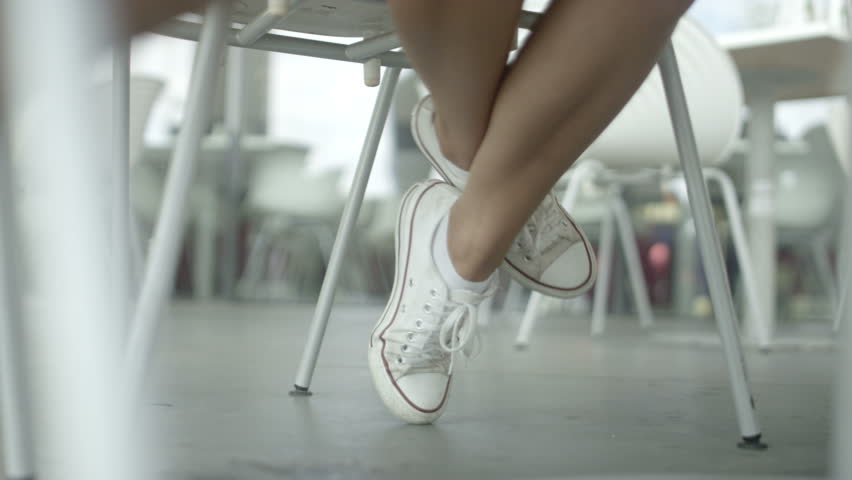 Shoes Under Table Stock Video Footage 4k And Hd Clips Shutterstock