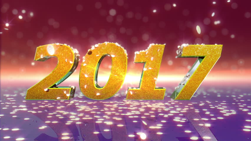 Happy New Year 2017 Stock Video Footage - 4K and HD Video Clips ...
