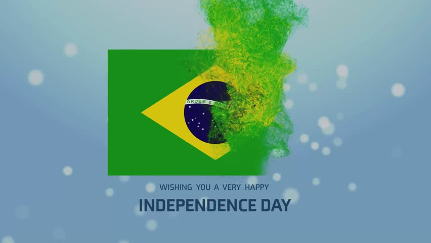 The Hd Brazil Independence Day Stock Footage Video 100 Royalty