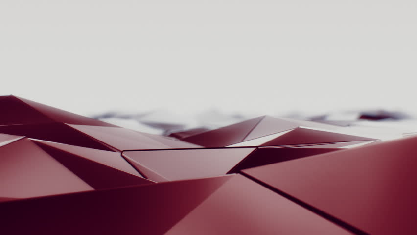 Abstract Metallic Surface Random Motion, 3d Loopable Animation 4k | Shutterstock HD Video #19181254