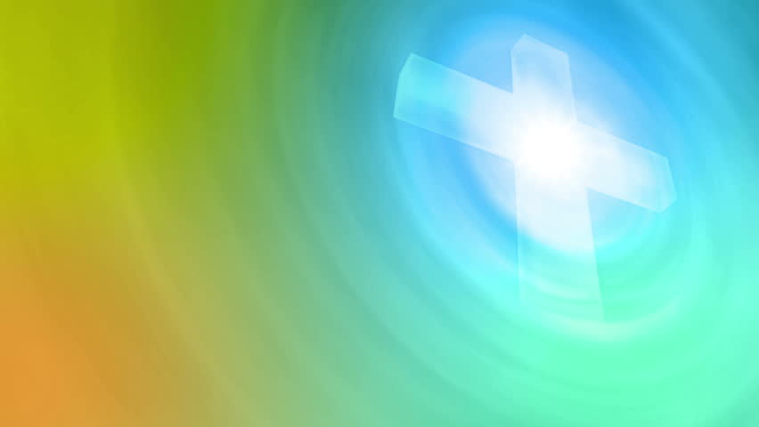 religious worship abstract background religious cross at
