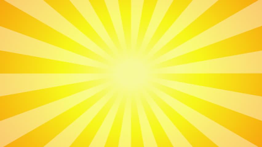 yellow rays vector - photo #19