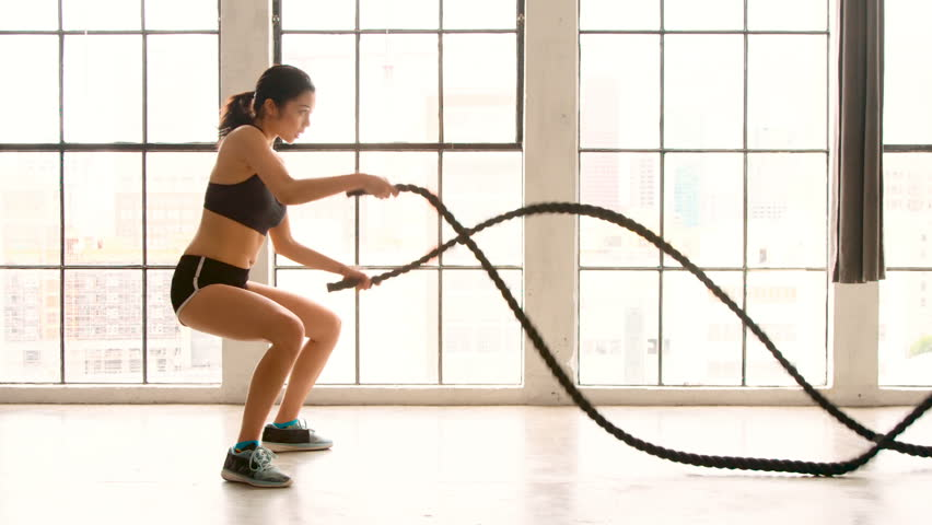 Image result for battle ropes