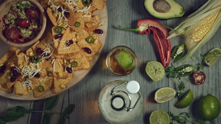 Stock video of 4k traditional mexican food and beer 19498894 stock video of 4k traditional mexican food and beer 19498894 shutterstock forumfinder Image collections