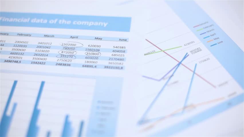 Financial data | Shutterstock HD Video #19674574