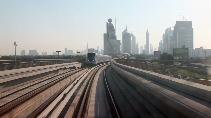 Dubai Metro, United Arab Emirates