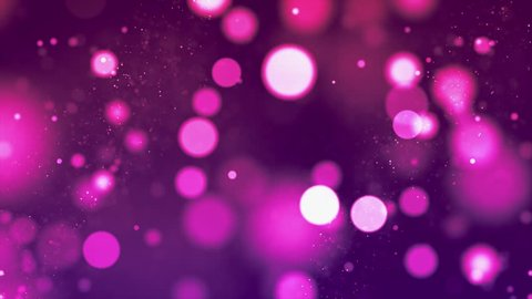 Video loop motion background animation - Deep pink