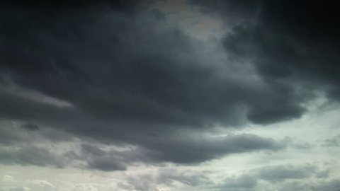 Dramatic sky with stormy clouds,Storm clouds move,fast motion timelapse background,1920x1080, dark dramatic storm clouds time lapse,Grey, gray, blue, black clouds moving sky,Cloudy stormy dark cloud,