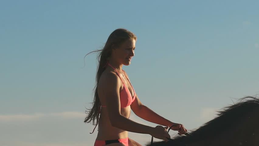 Teen model sandra topless