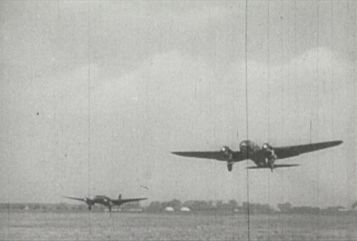 Europe - Circa 1942-1944: World Stock Footage Video (100% Royalty-free)  2011994 | Shutterstock