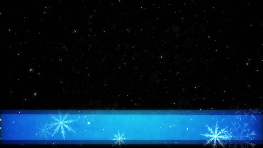 Blue Royalty-free Background Stock Thirds 100 Lower 20137684 Christmas Shutterstock Video Footage