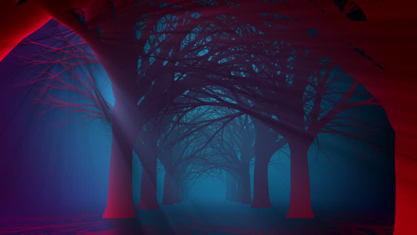 Spooky Halloween background. Loops seamlessly. | Shutterstock HD Video #20186710