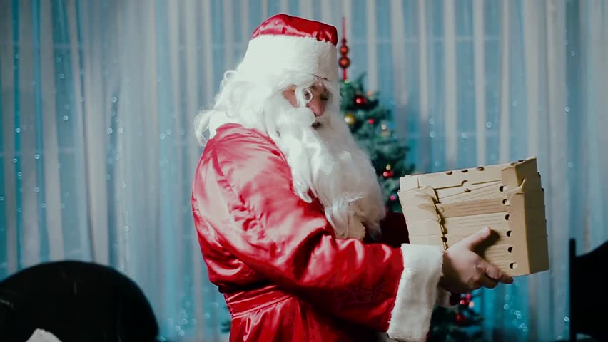 Stock video of santa claus in a red suit 20218126 shutterstock visually similar footage m4hsunfo
