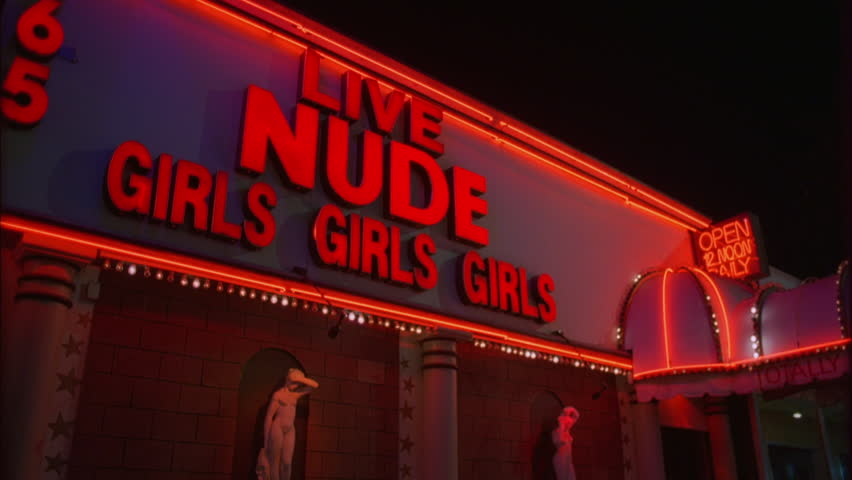 Night Static Wide Left Small Live Nude Girls Girls Brick Stone Strip Club Nude Bar -7188