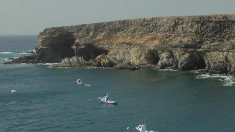 Cuevas de Ajuy, Fuerteventura, Canary Islands