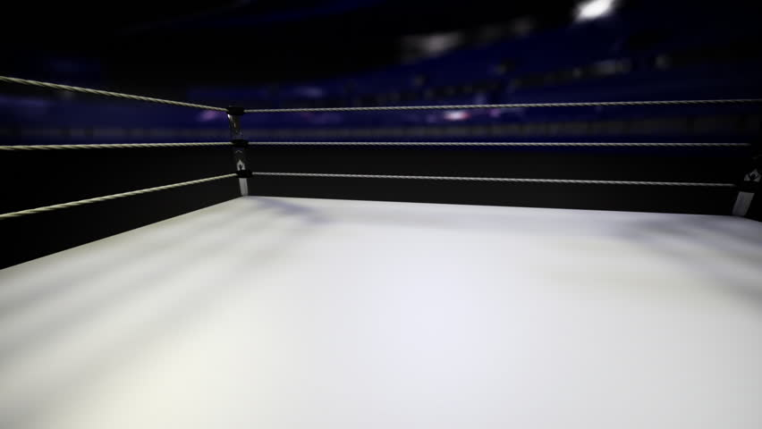 Wrestling Ring / Boxing Ring Background animation
