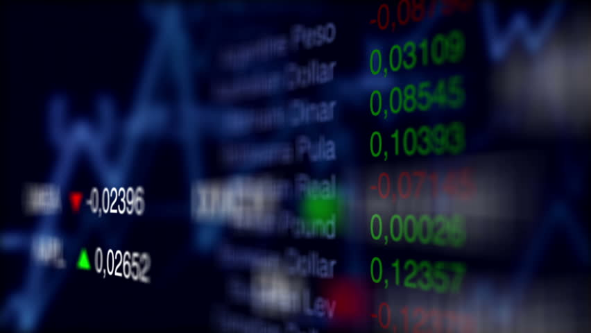 Stock market. Business Background. V4 | Shutterstock HD Video #20378011