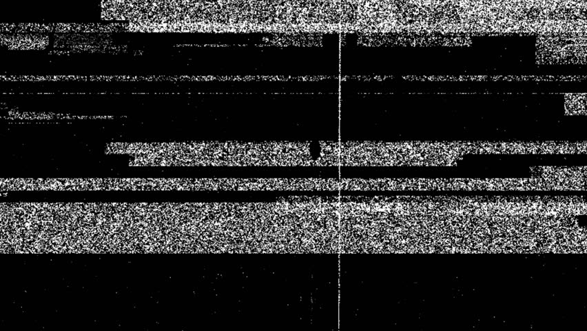 Grey Dirty Noise On Black Glitch Video Damage Background | Shutterstock HD Video #20429689