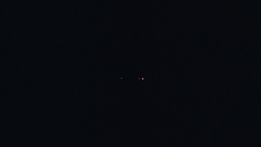 Night wider ground air up helicopter searchlight flight against sky only could be police helicopter | Shutterstock HD Video #20678974