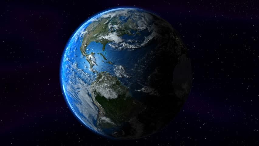 Earth, Europe zoom.