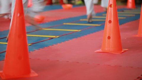 kids karate class