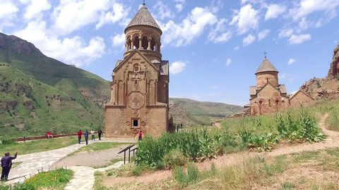 Noravank Monastery. Armenia