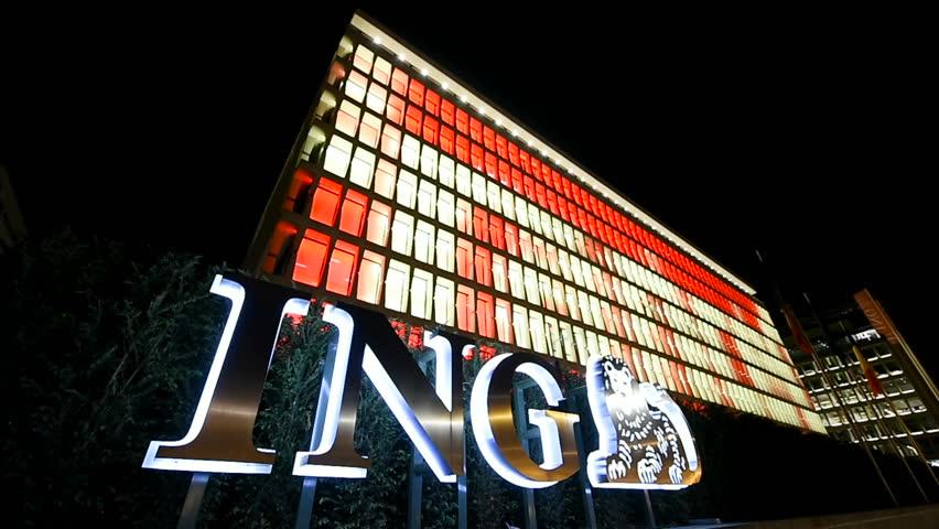 Ing Belgium Royalty Free Stock Footage