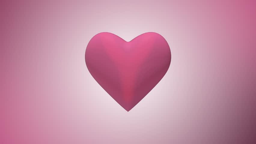 Heart and brain morph - logic versus emotional decision