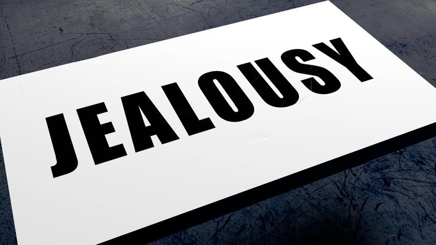 Header of jealousy
