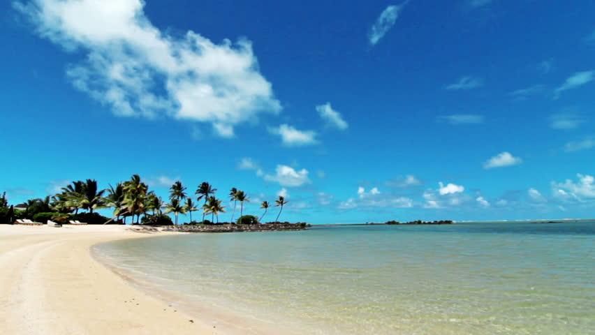 Tropical beach | Shutterstock HD Video #2150624