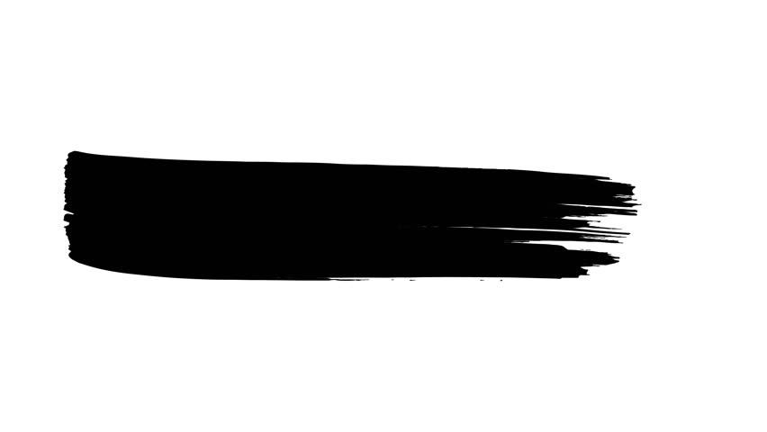 Animation Grunge - Brush Stroke. Vidéos de stock (100 % libres de ...