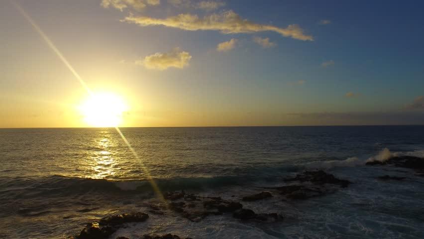 Hawaii's Coastal Views Aerial  | Shutterstock HD Video #21922864