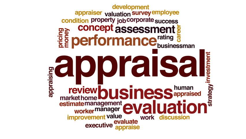 Header of appraisal