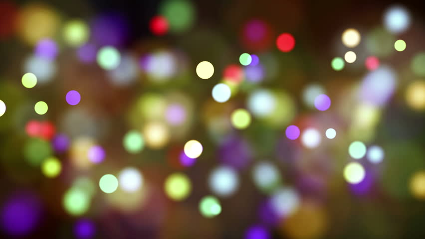 Computer generated abstract video of light particles bokeh random loop moving | Shutterstock HD Video #22712827