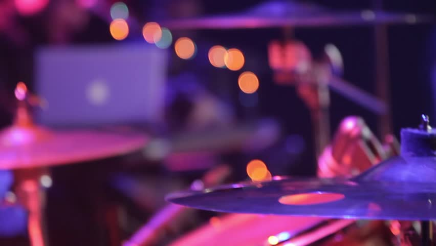 Man playing drums | Shutterstock HD Video #22765624