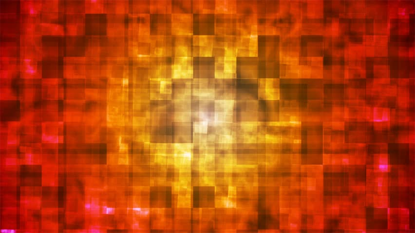 """This Background is called """"Twinkling Hi-Tech Squared Smoke Patterns 01"""", which is 4K (Ultra HD) Background. It's Frame Rate is 25 FPS, it is 7 Seconds Long, and is Seamlessly Loopable. 