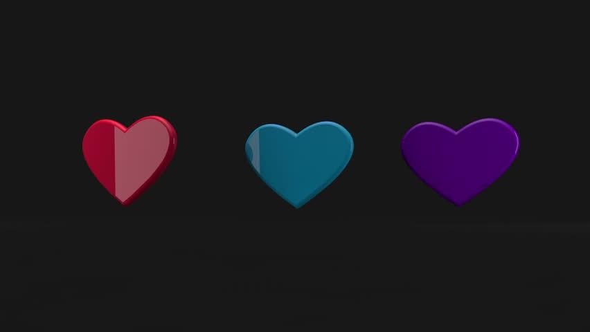 Kissing Lesbian Wedding Couple - Heart Added Stock Footage Video 13012391  Shutterstock-9100