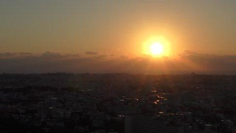 Sunset of Okinawa