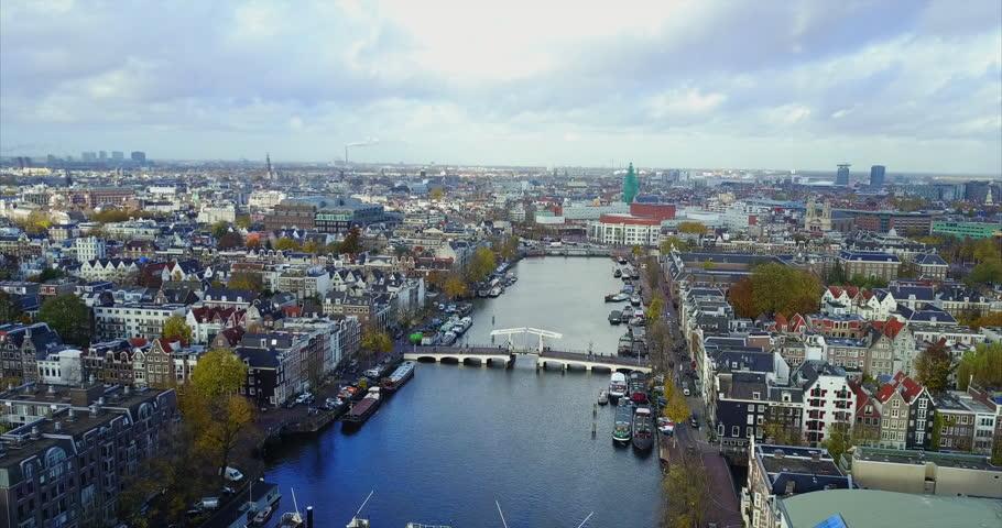 Amsterdam | Shutterstock HD Video #23242984