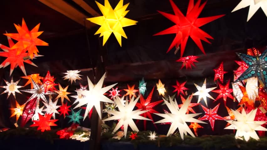 christmas market at the new town hall in munich marienplatz germany bavaria - Filipino Christmas Star